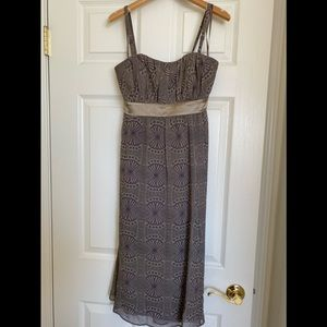 NWT Ted baker grey taupe